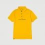 Polo Chevrolet Camaro Lettering - Amarela