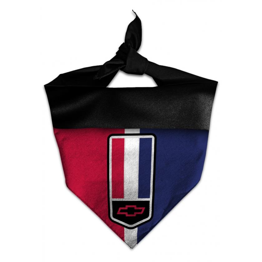 Bandana Chevrolet - Camaro Tricolor