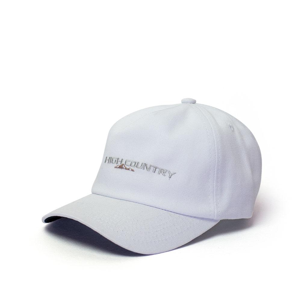 Boné Dad Hat Chevrolet High Country - Branco