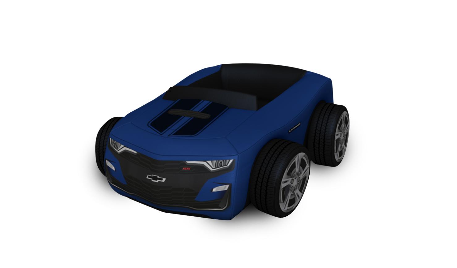 Caminha Chevrolet - Camaro - Azul