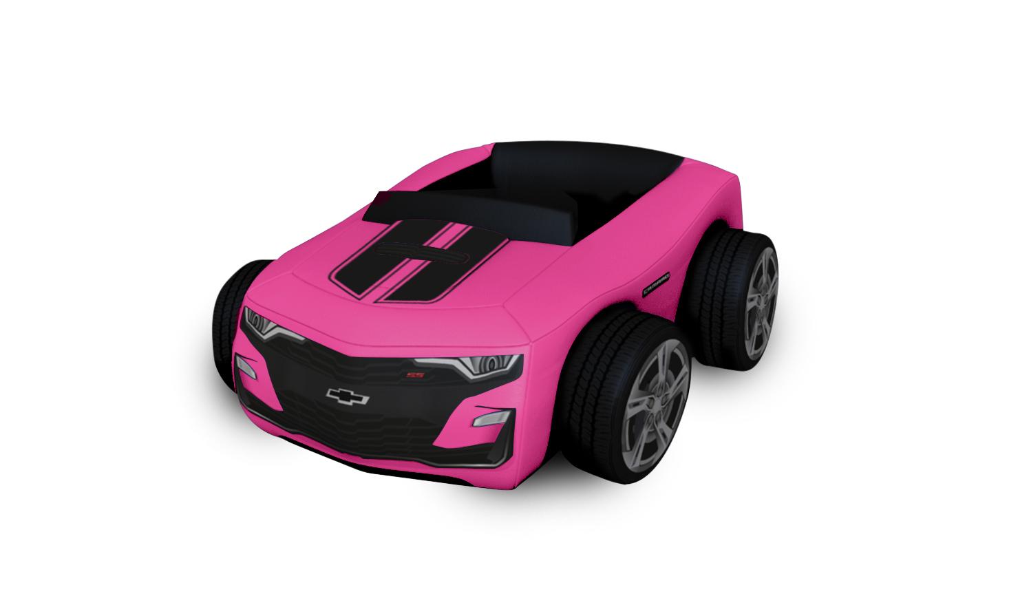 Caminha Chevrolet - Camaro - Rosa