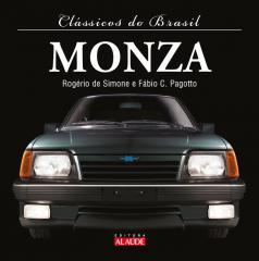 Livro Chevrolet - Clássicos do Brasil - Monza
