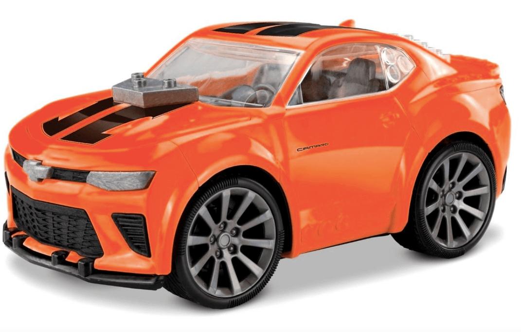 Miniatura para Montar Chevrolet - Camaro - Laranja