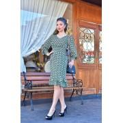 Vestido Moana Verde
