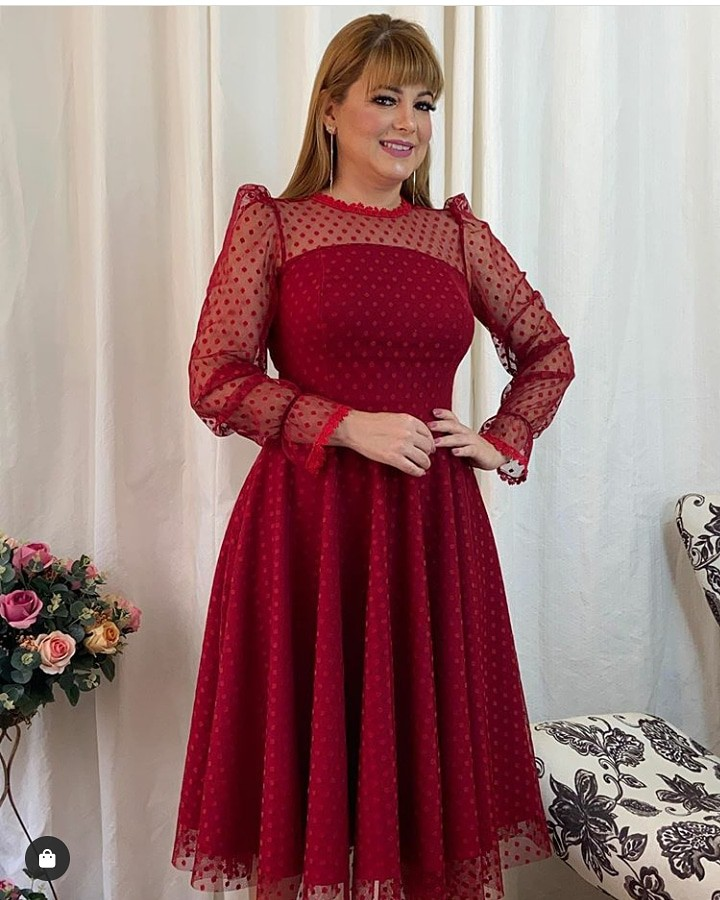 Vestido Renatta