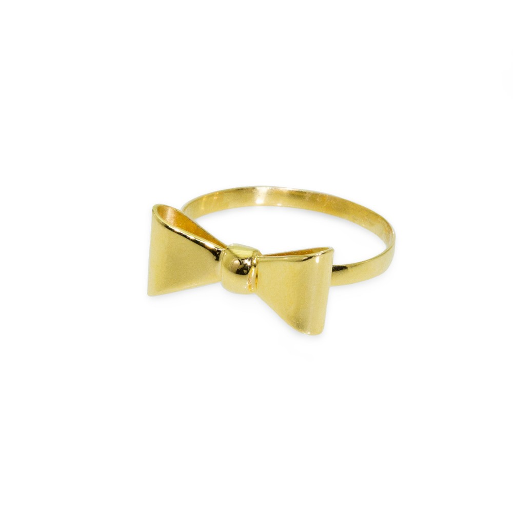 Anel Tope Ouro 18k
