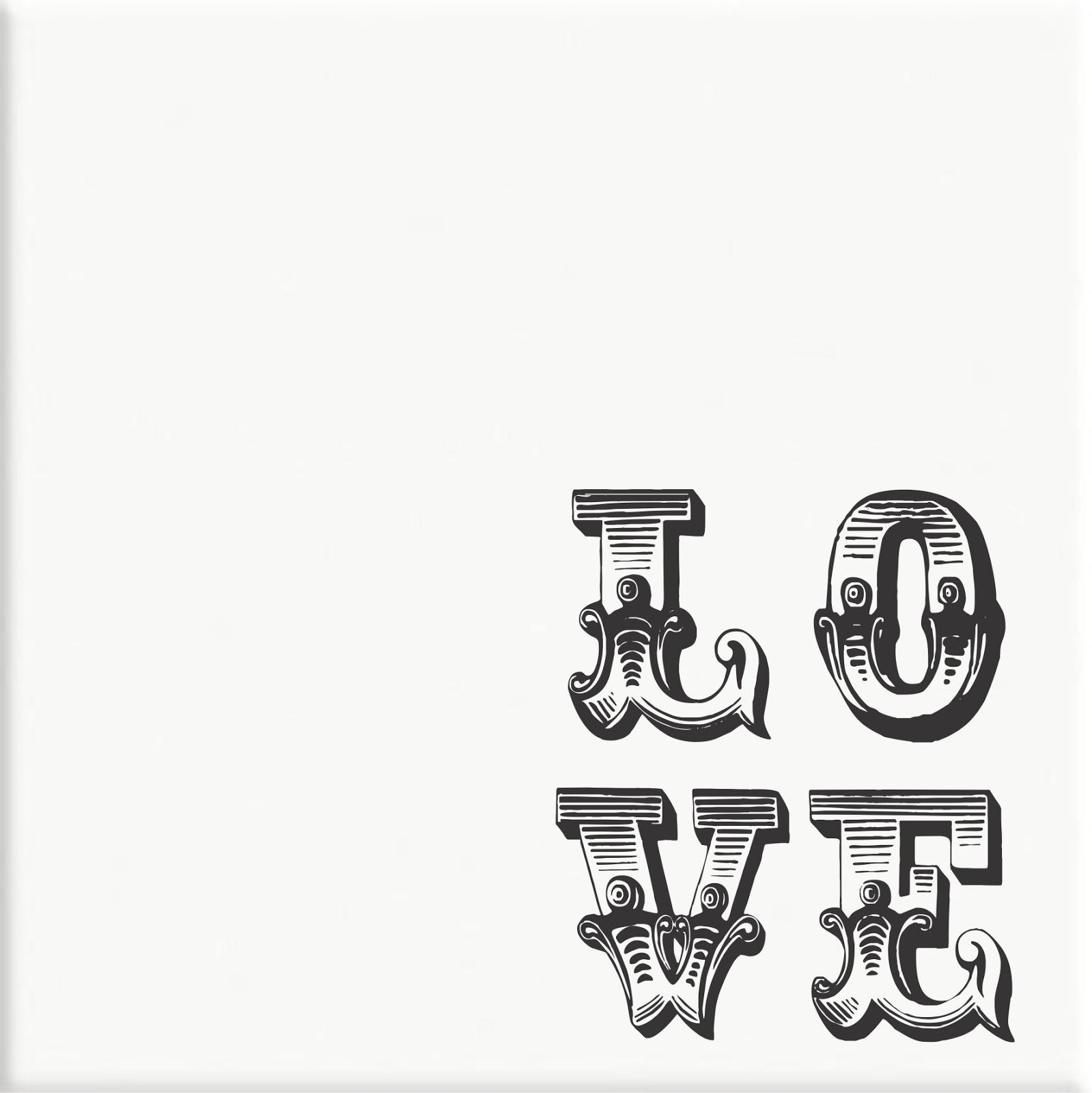 Azulejo - Love