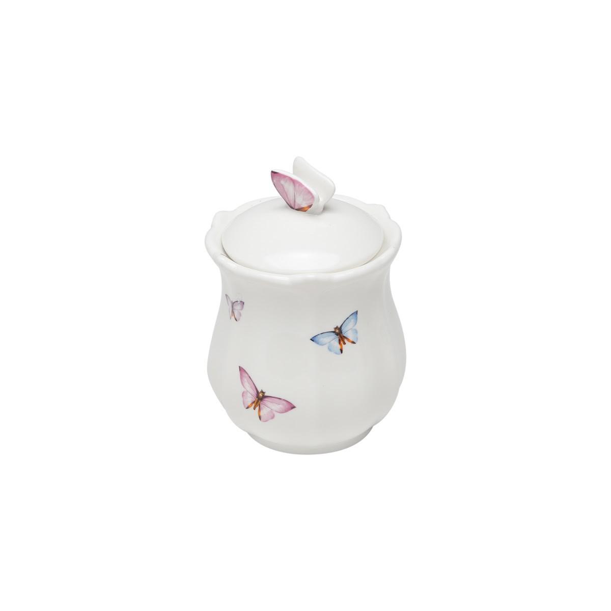 Bomboniere de Porcelana Borboletas