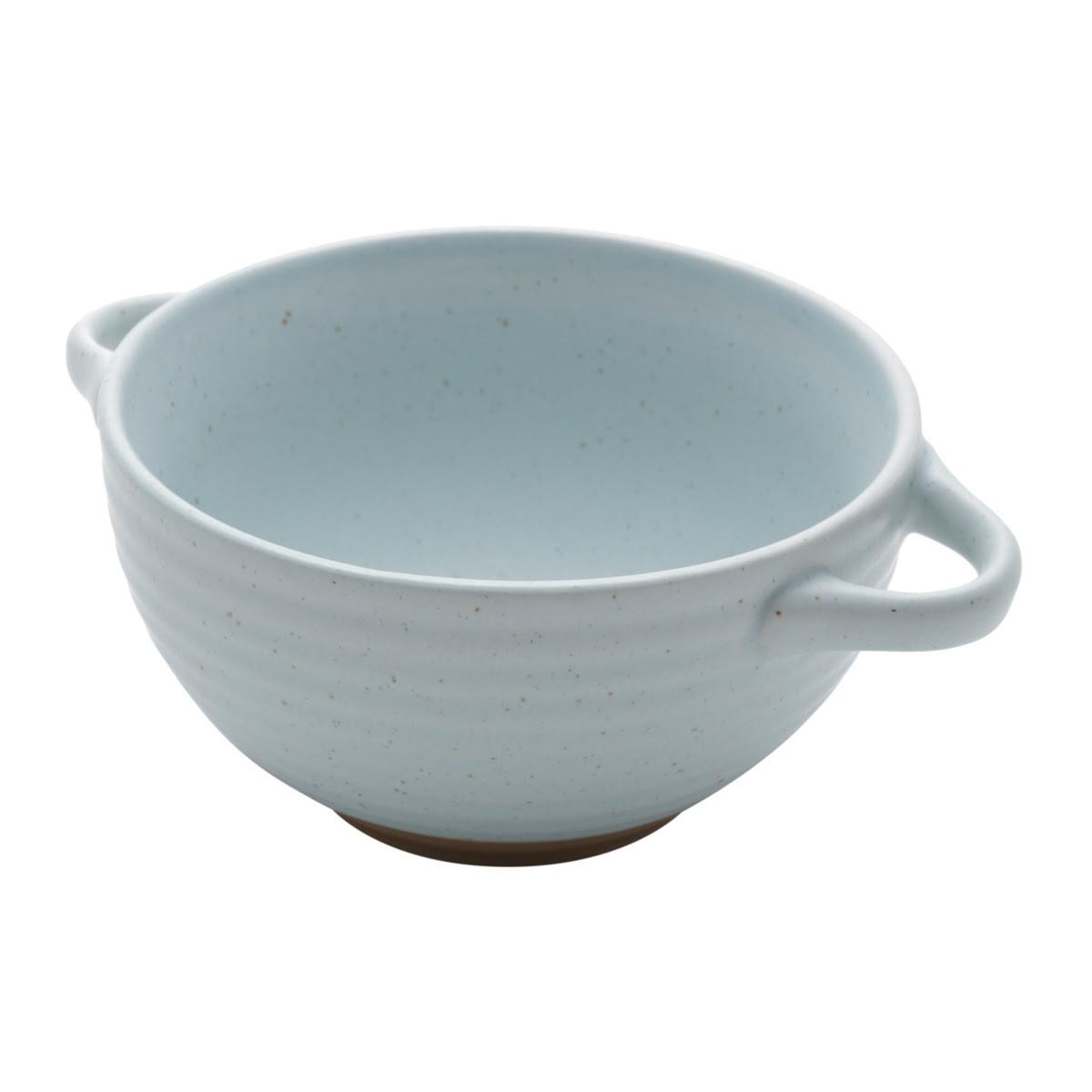 Bowl Cerâmica com alça Romance Verde