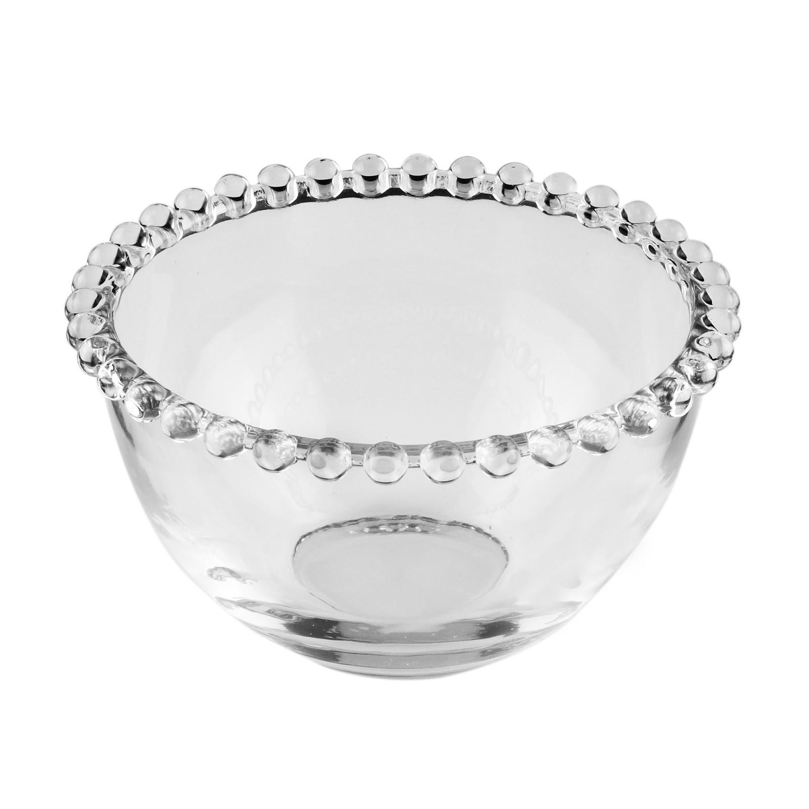 Bowl de Cristal de Chumbo Pearl
