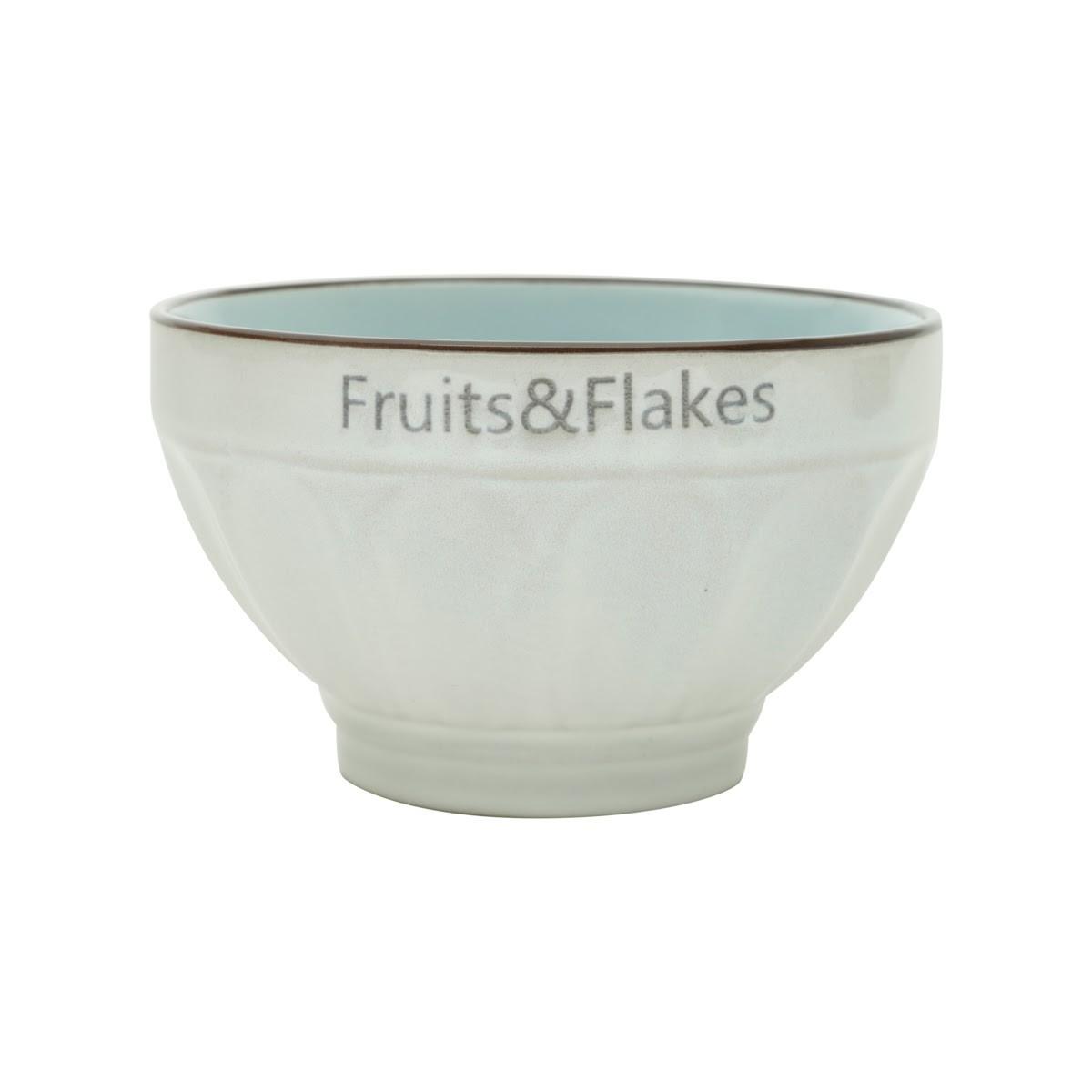 Bowl Porcelana Allure Azul