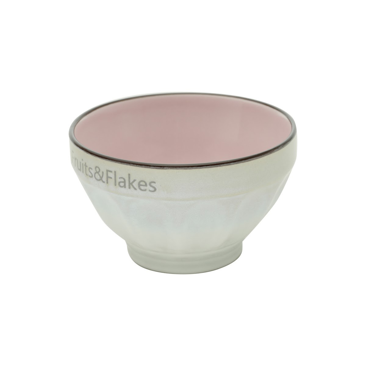 Bowl Porcelana Allure Rosa