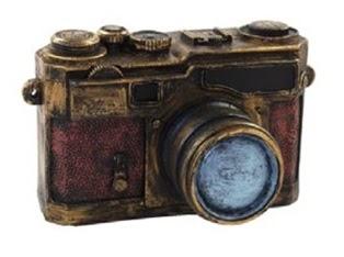 Câmera Fotográfica Vintage II
