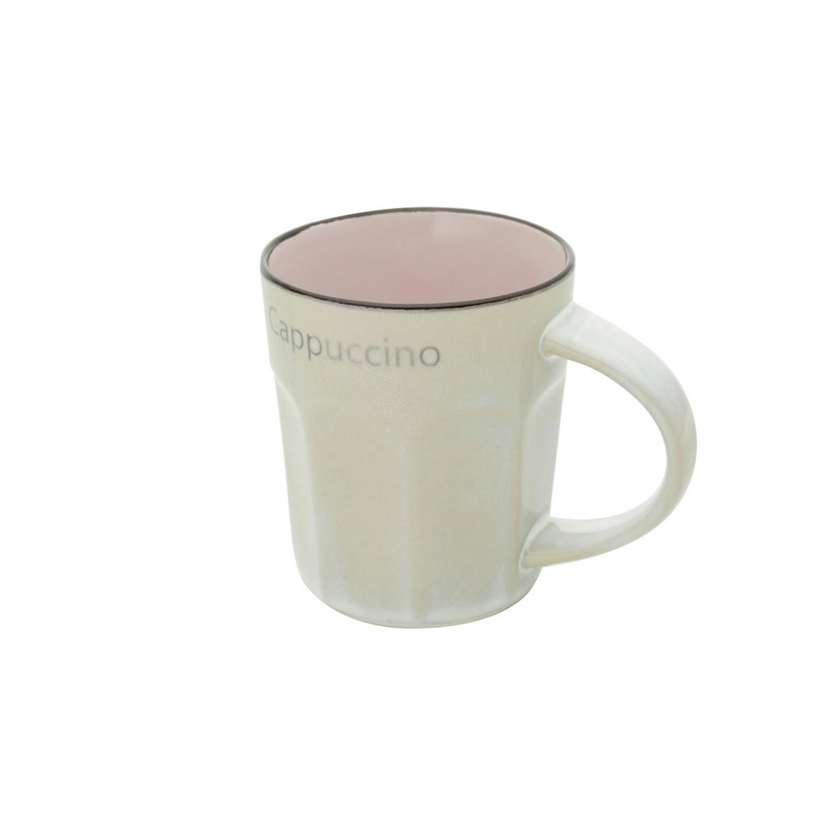 Caneca Porcelana Allure Pink