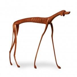 Escultura em Madeira - Baleia I