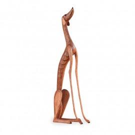 Escultura em Madeira - Baleia VI