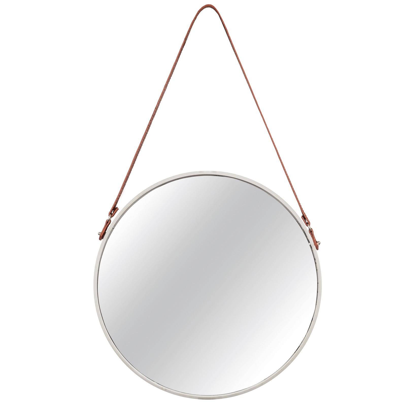 Espelho com Alça - Off White
