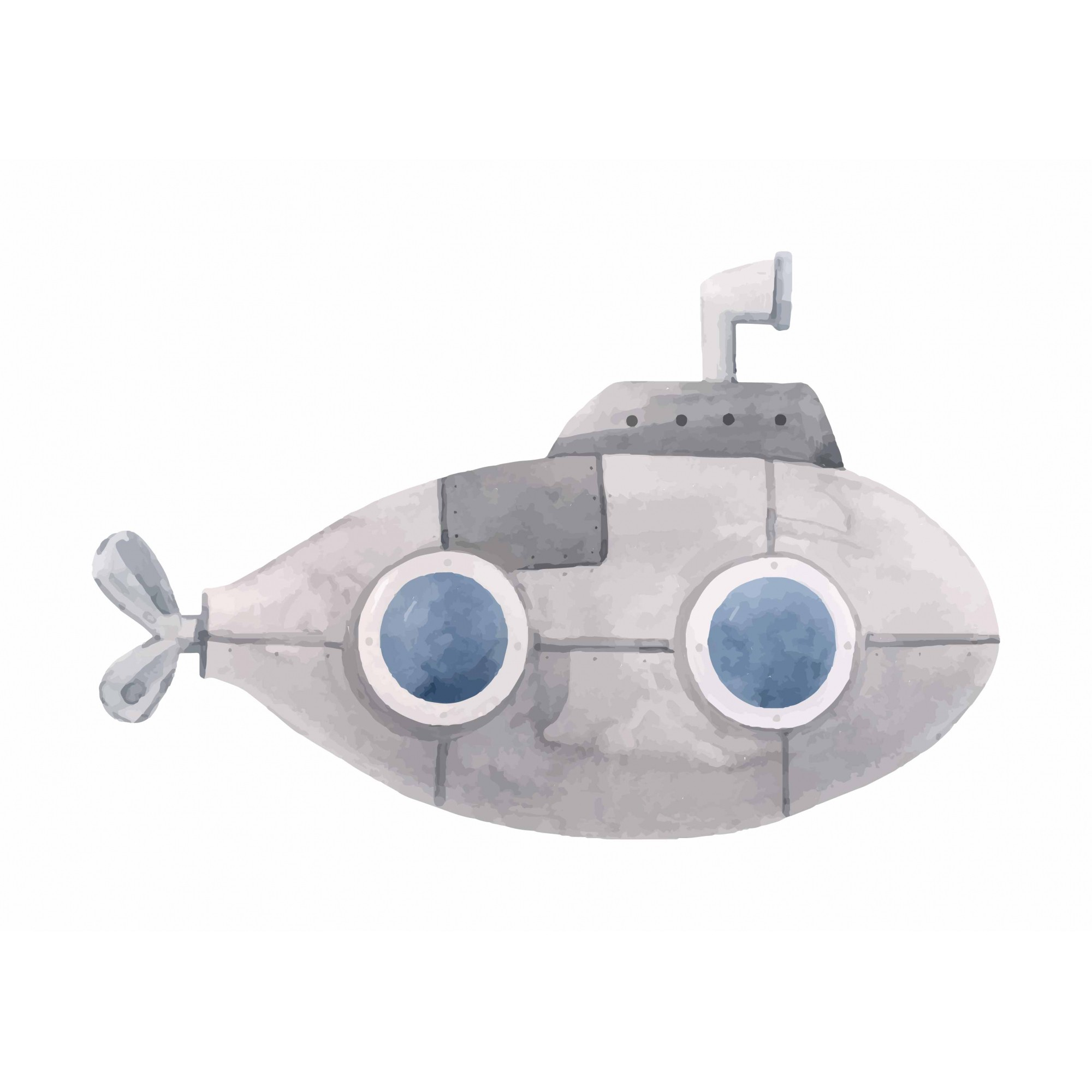 Gray Submarine