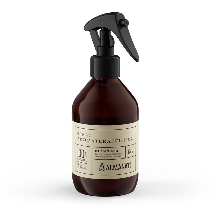 Home Spray Aromaterapêutico - Blend 3