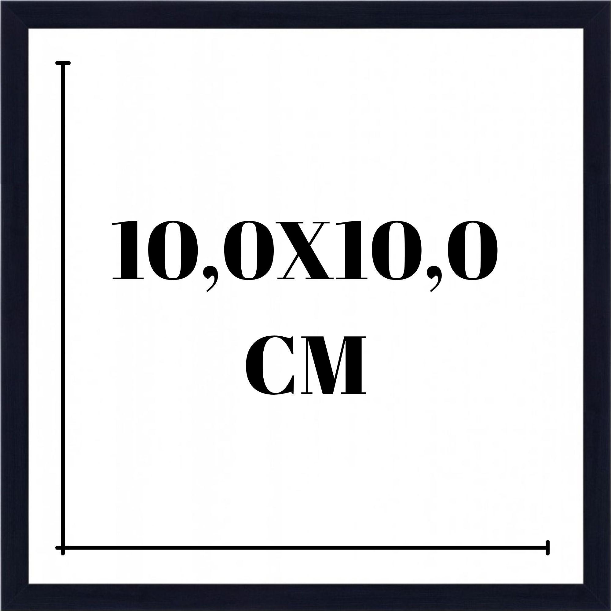 Moldura 10x10 cm