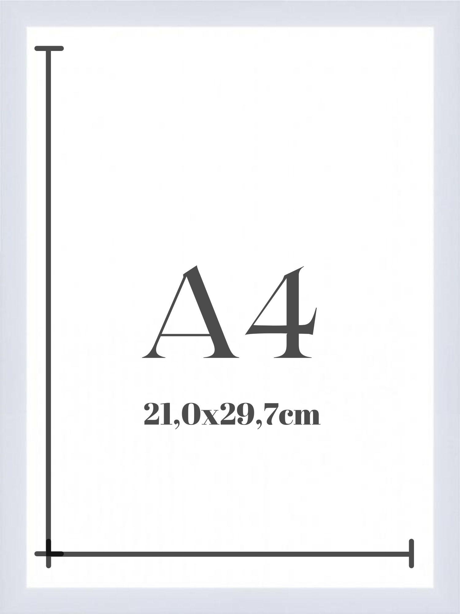 Moldura A4