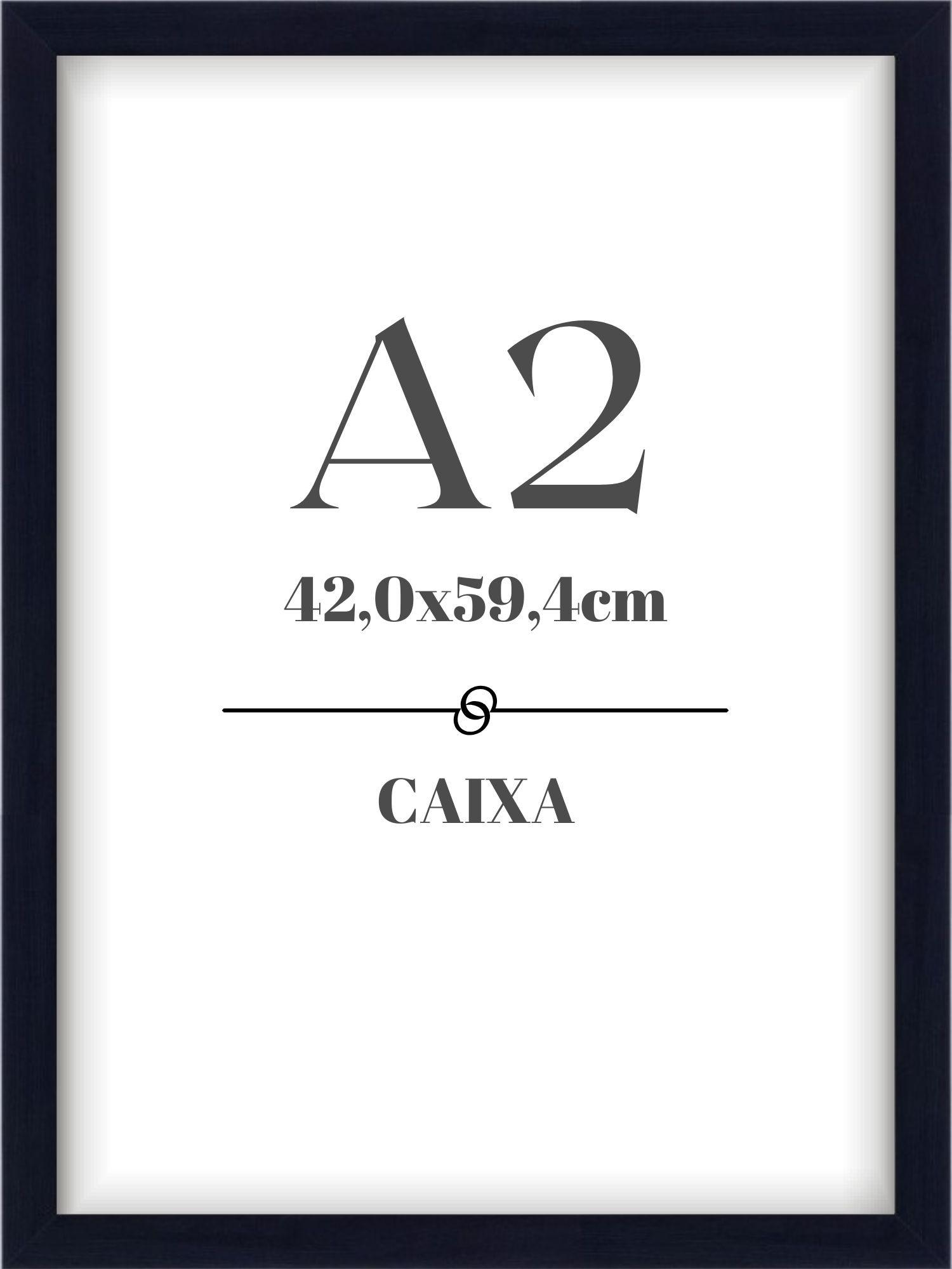 Moldura Caixa - A2