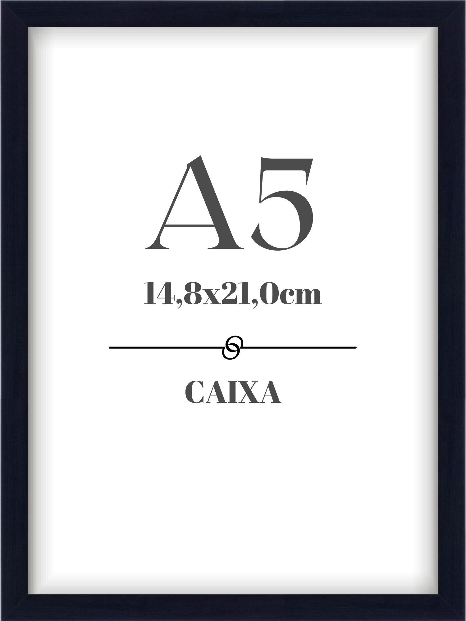 Moldura Caixa - A5