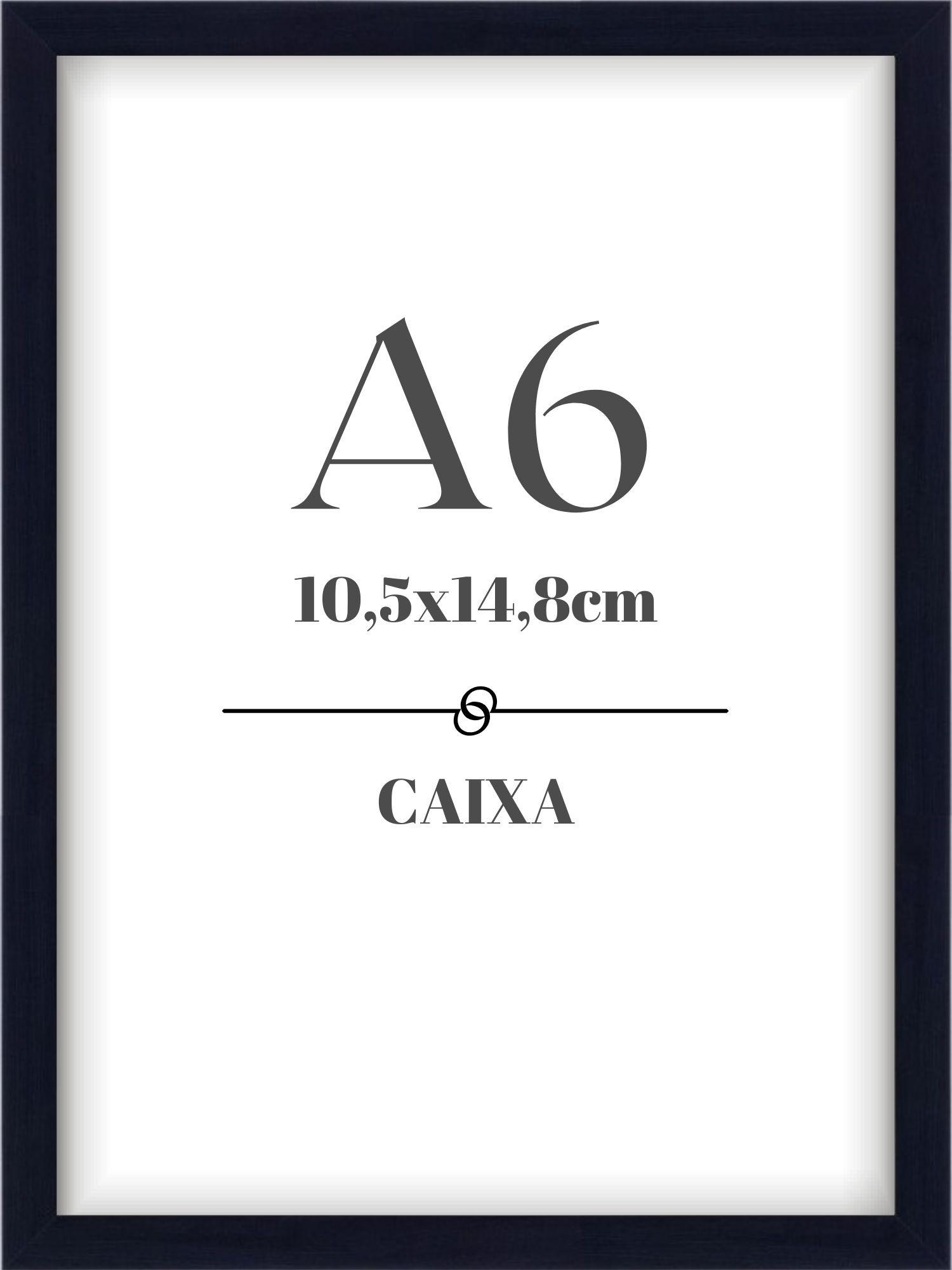 Moldura Caixa - A6