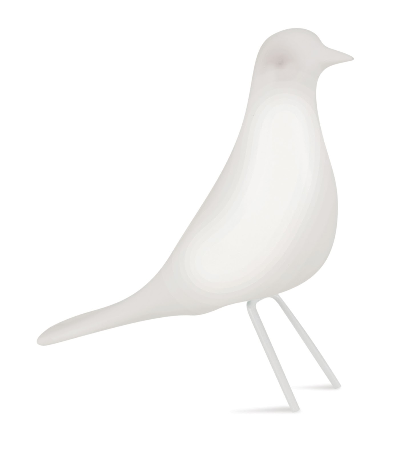 Pássaro Branco - M