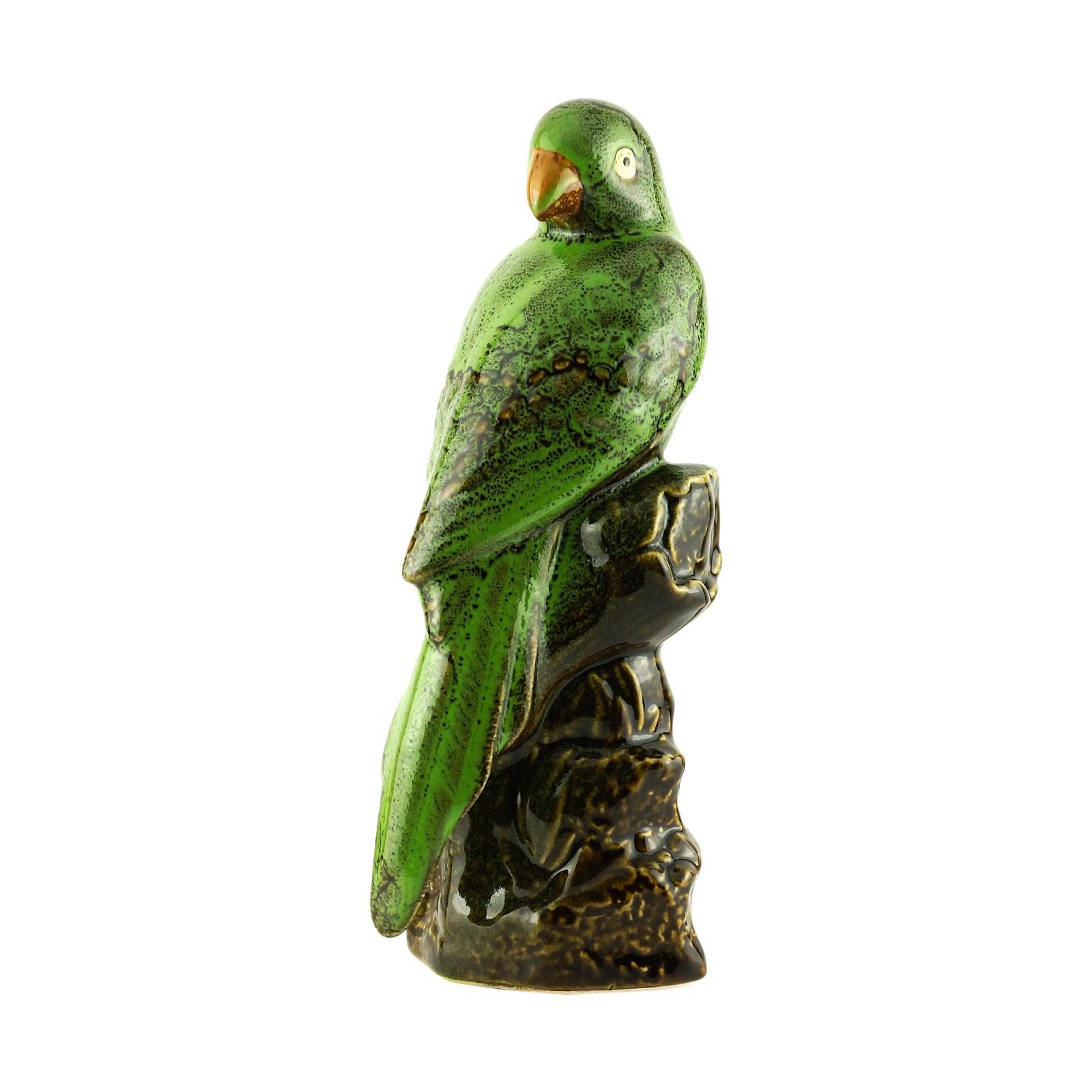 Pássaro de Cerâmica