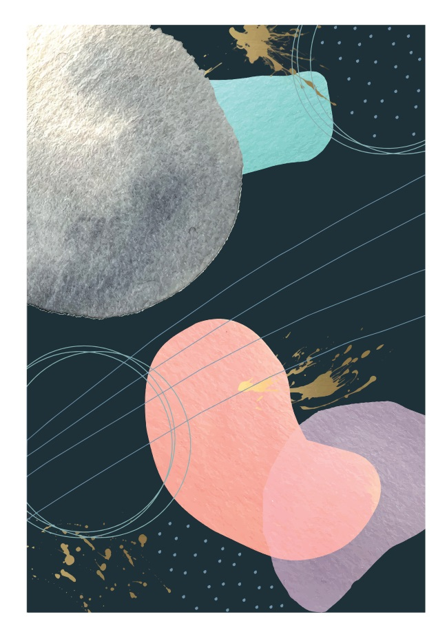 Pôster Asteroid I