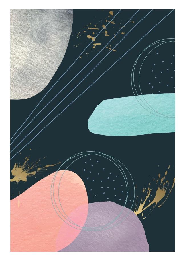 Pôster Asteroid III