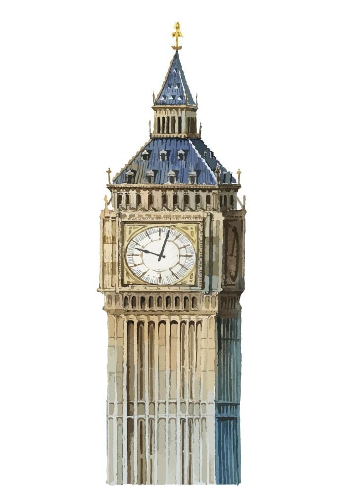 Pôster Big Ben