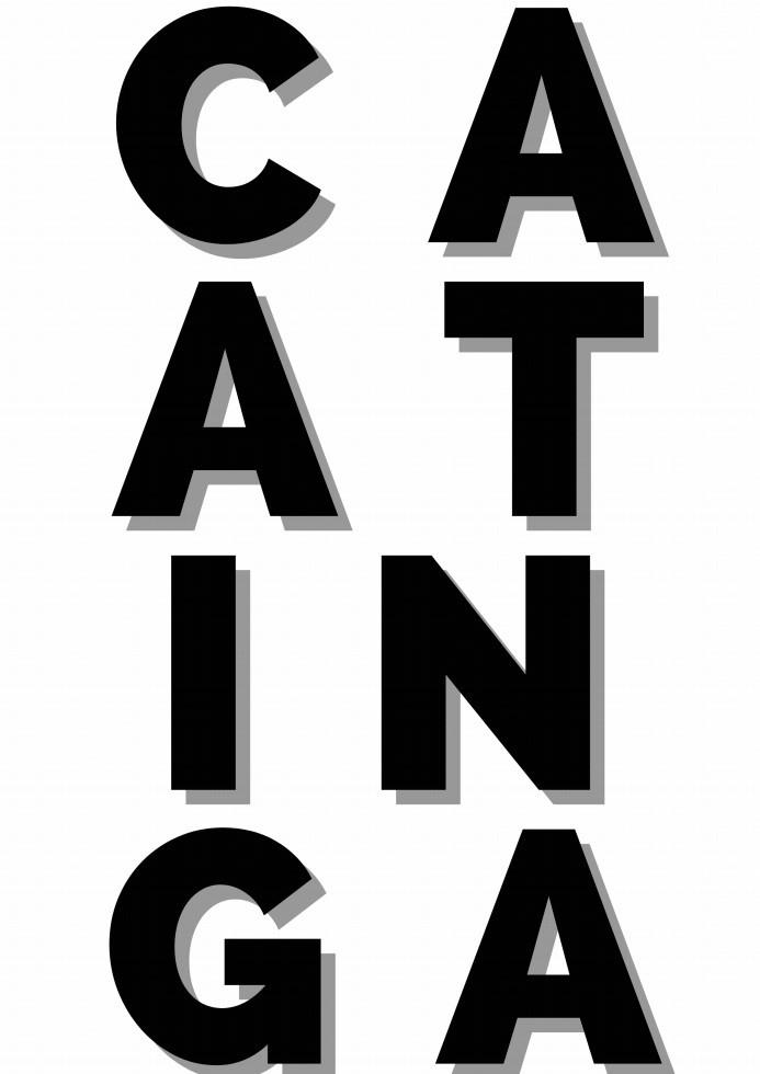 Pôster Caatinga