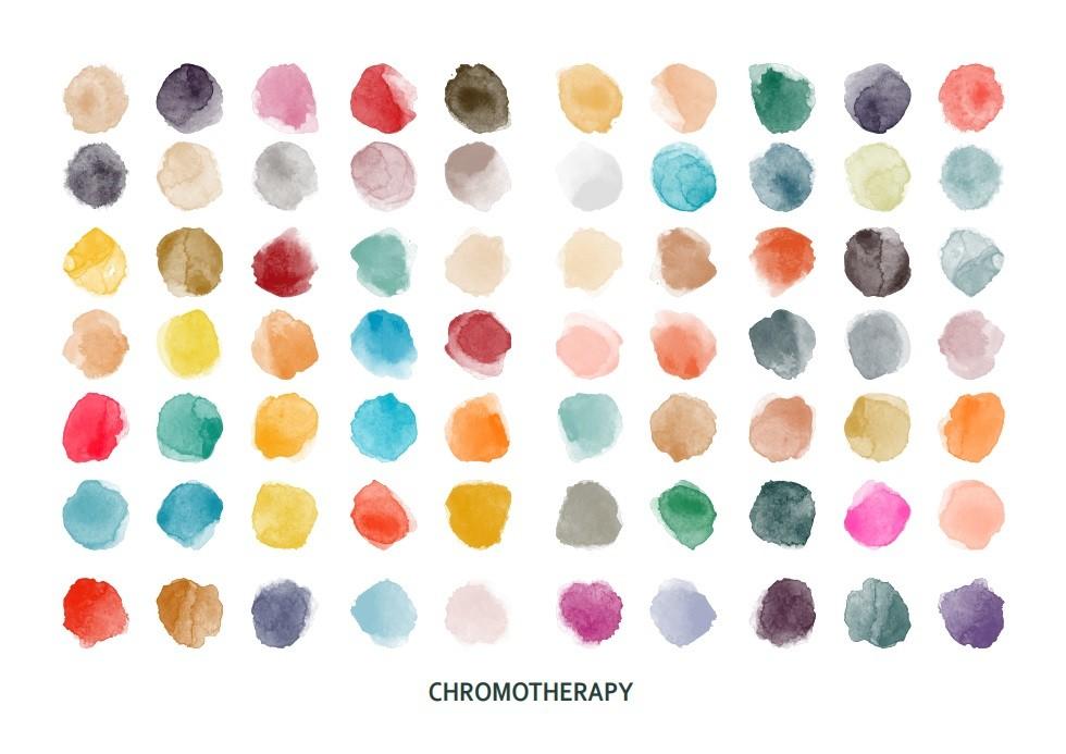Pôster Chromotherapy I