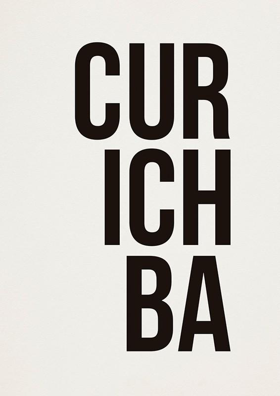 Poster CURICHBA A2