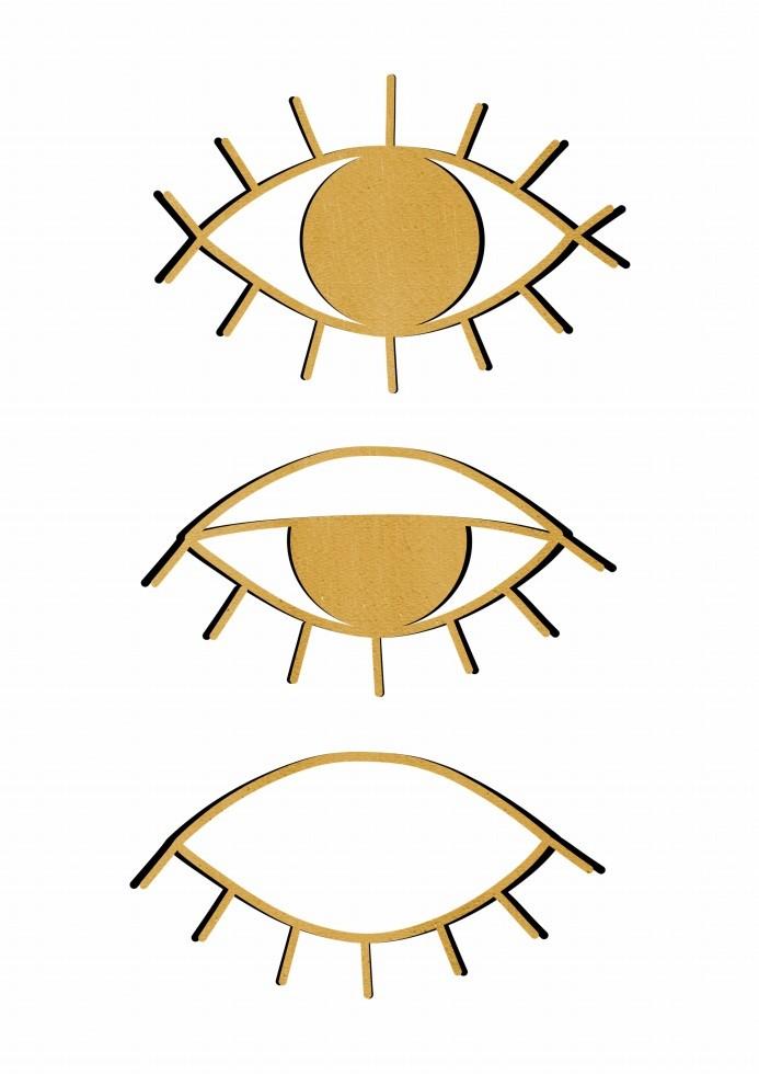 Pôster Eyes