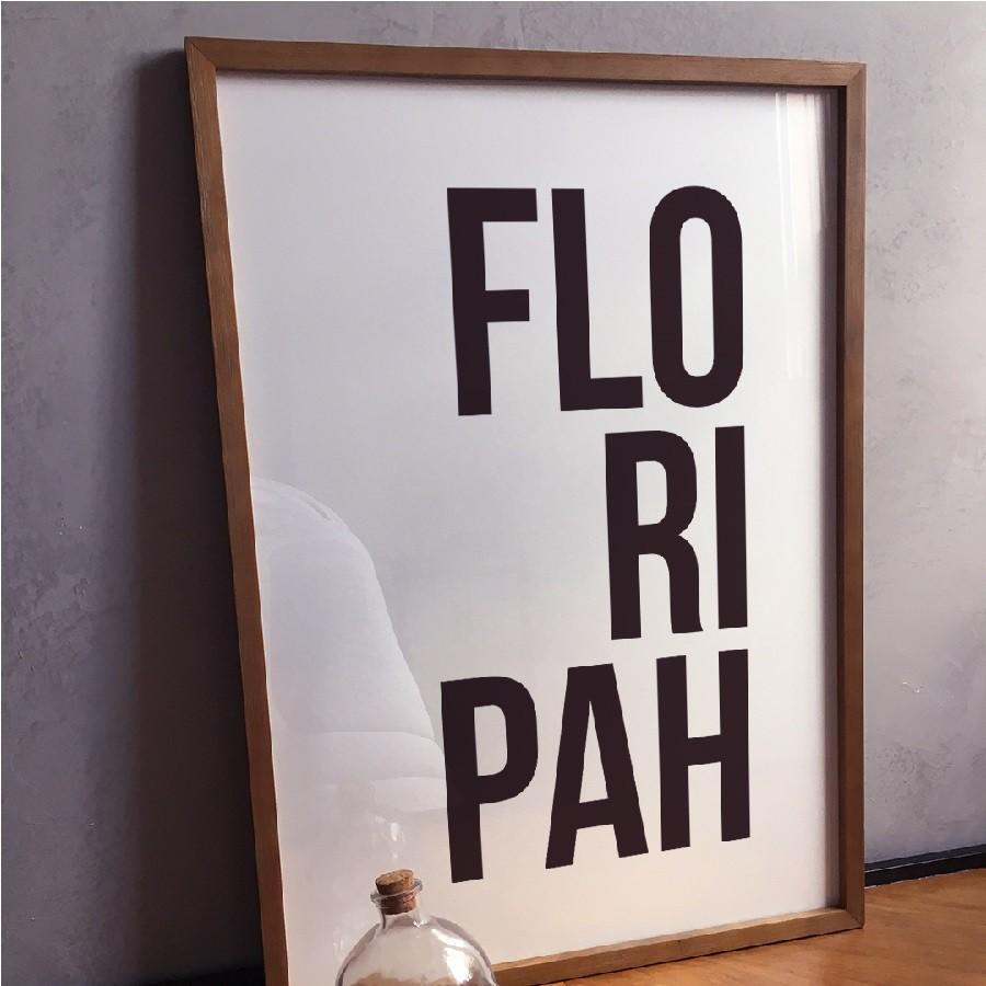 Poster FLORIPAH A2
