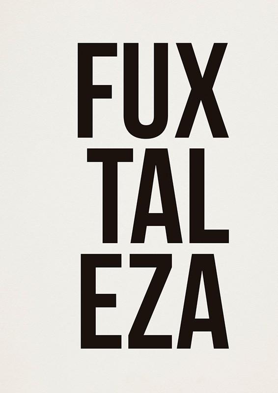Poster FUXTALEZA A2