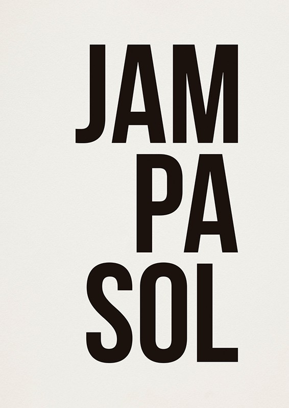 Poster JAMPASOL A2