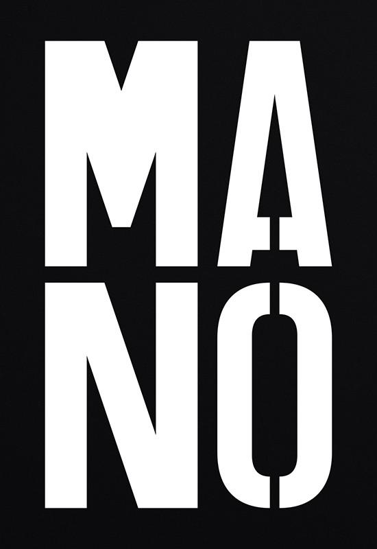 Poster MANO - G