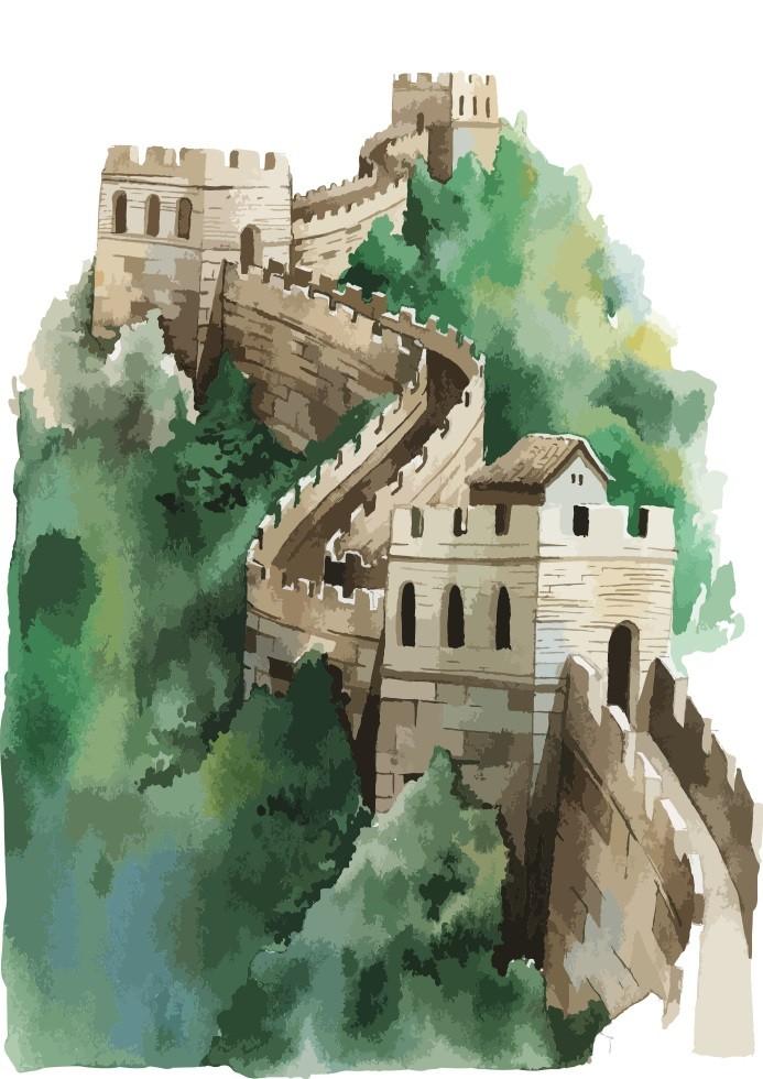 Pôster Muralha da China