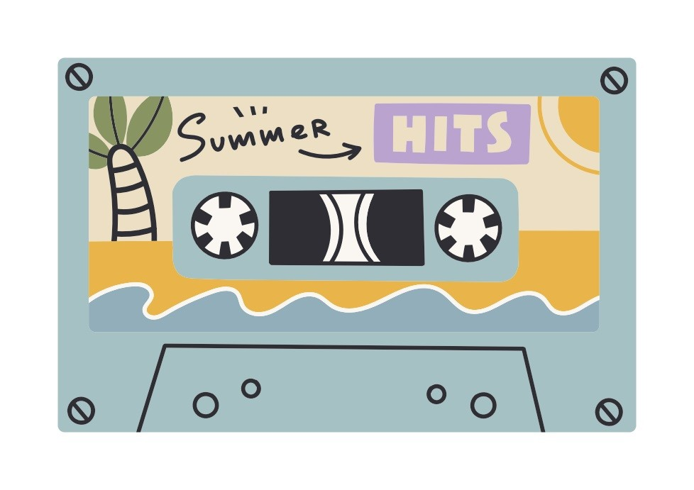 Pôster Playlist - Summer Hits