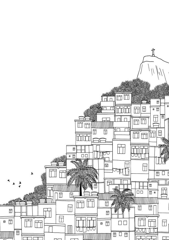 Pôster Rio de Janeiro
