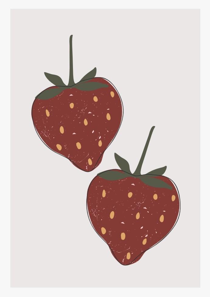 Pôster Strawberry