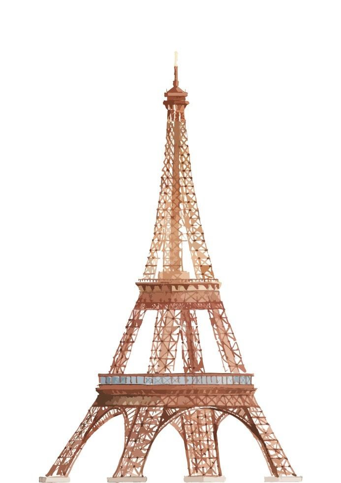 Pôster Torre Eiffel