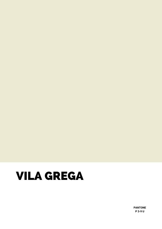 Pôster Vila Grega