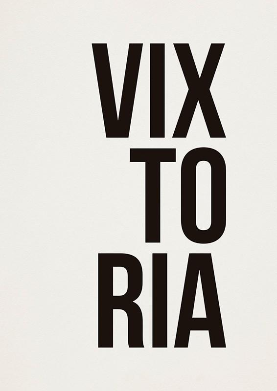 Poster VIXTORIA A2
