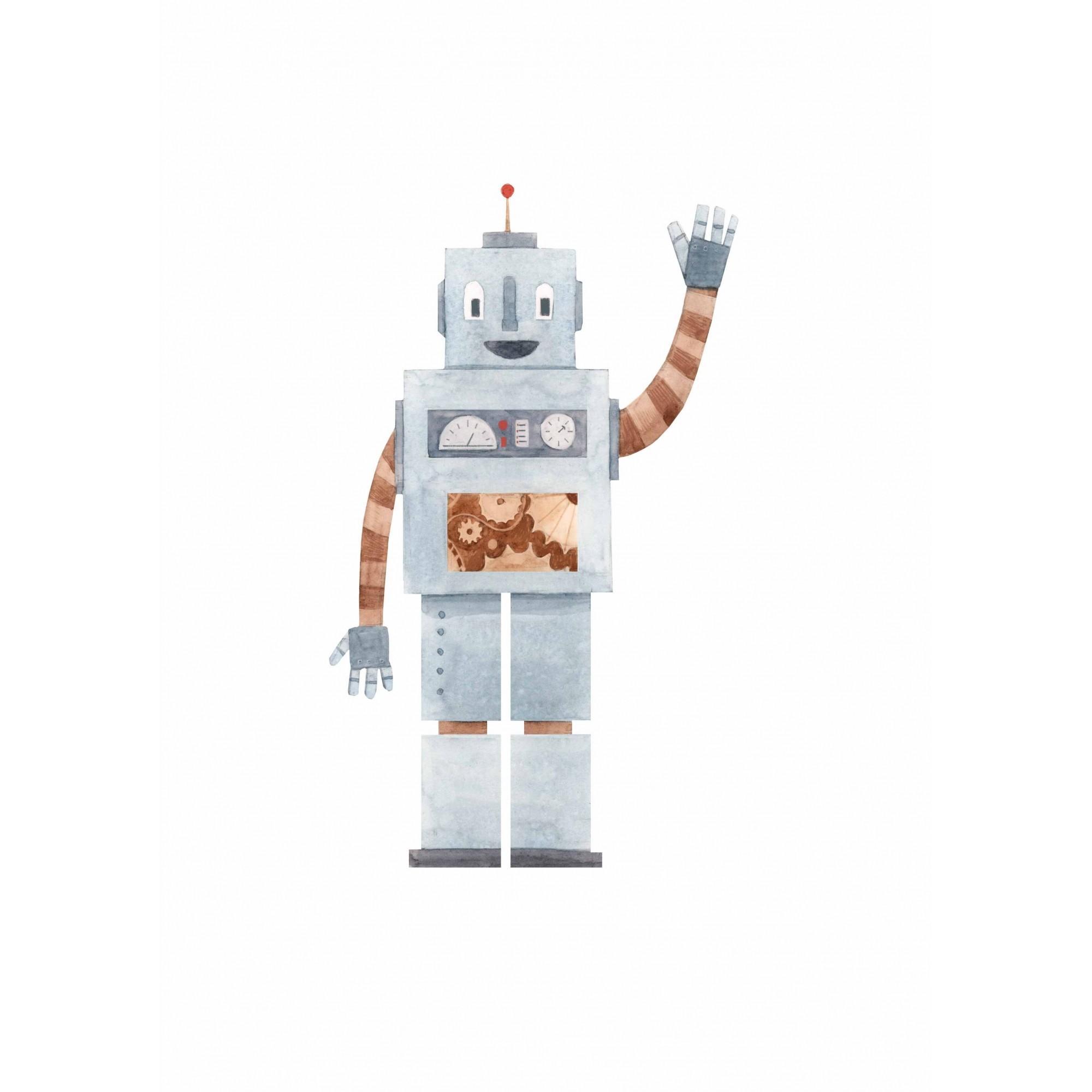 The Robot I