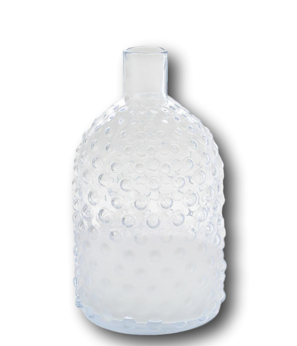Vaso de Vidro Poá
